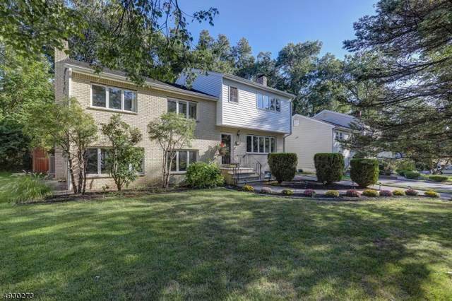 23 Hampton Ter, Livingston Twp., NJ 07039 (MLS #3588611) :: SR Real Estate Group