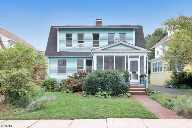 17 Gardiner Pl, Montclair Twp., NJ 07042 (MLS #3588717) :: United Real Estate - North Jersey
