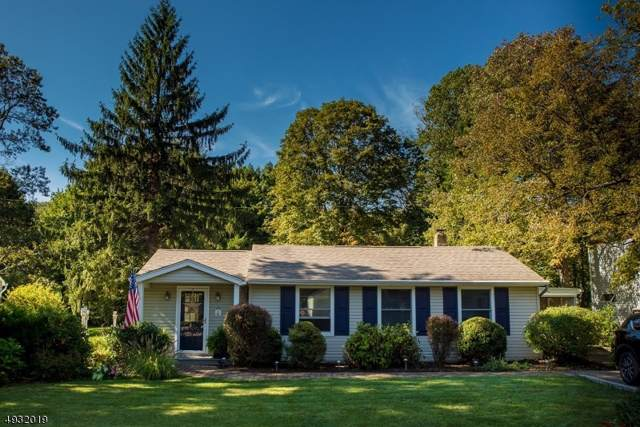 43 Notch Rd, Rockaway Twp., NJ 07435 (MLS #3588731) :: Weichert Realtors