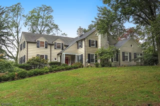 55 West Rd, Millburn Twp., NJ 07078 (MLS #3588773) :: Coldwell Banker Residential Brokerage