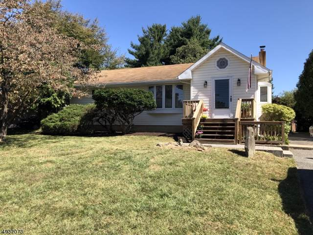 37 Carol Dr, Roxbury Twp., NJ 07876 (MLS #3588781) :: William Raveis Baer & McIntosh