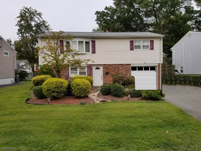 74 Fairmount Rd, Parsippany-Troy Hills Twp., NJ 07054 (MLS #3588802) :: Weichert Realtors