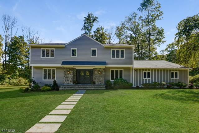 95 Ironia Rd, Mendham Twp., NJ 07945 (MLS #3588865) :: William Raveis Baer & McIntosh