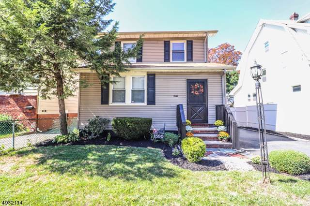 1590 Summit Ave, Hillside Twp., NJ 07205 (#3588890) :: The Force Group, Keller Williams Realty East Monmouth