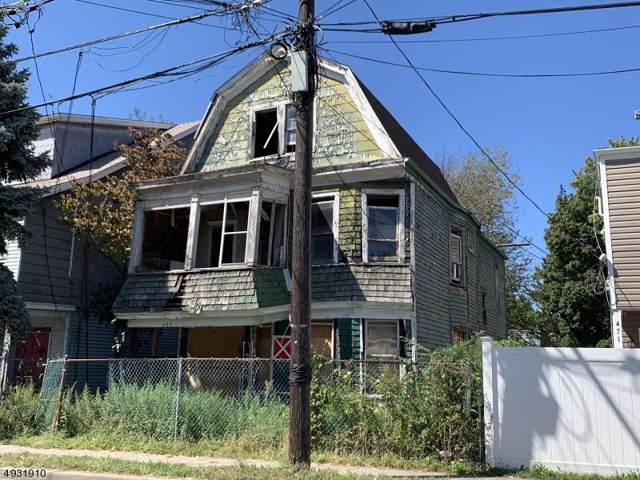 473 Grove St, Irvington Twp., NJ 07111 (MLS #3589037) :: William Raveis Baer & McIntosh