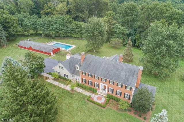 60 Peachcroft Drive, Bernardsville Boro, NJ 07924 (MLS #3589141) :: The Dekanski Home Selling Team