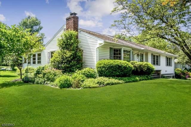 39 Crest Dr, Bernards Twp., NJ 07920 (MLS #3589147) :: Coldwell Banker Residential Brokerage