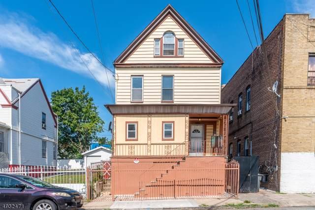 13 Durand Pl, Irvington Twp., NJ 07111 (MLS #3589223) :: William Raveis Baer & McIntosh