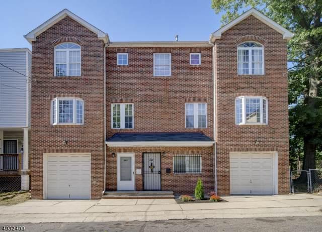 245 Leslie St, Newark City, NJ 07112 (MLS #3589228) :: The Dekanski Home Selling Team