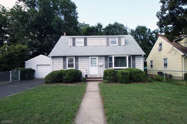 716 Vernon Ave, Kenilworth Boro, NJ 07033 (MLS #3589246) :: The Dekanski Home Selling Team