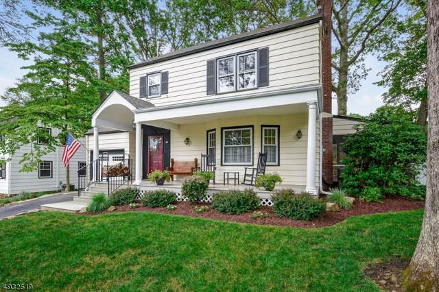 36 Hillcrest Ave, Morristown Town, NJ 07960 (MLS #3589248) :: Mary K. Sheeran Team