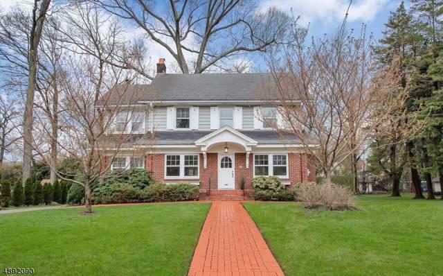 210 Park St, Montclair Twp., NJ 07042 (MLS #3589277) :: United Real Estate - North Jersey