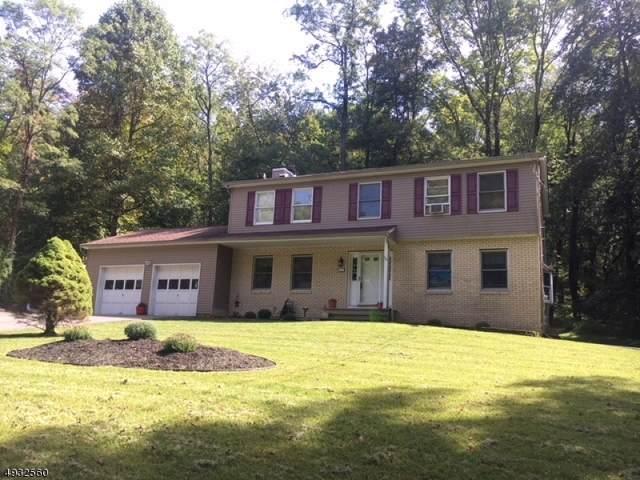117 Danville Mountain Rd, Liberty Twp., NJ 07838 (MLS #3589314) :: The Debbie Woerner Team