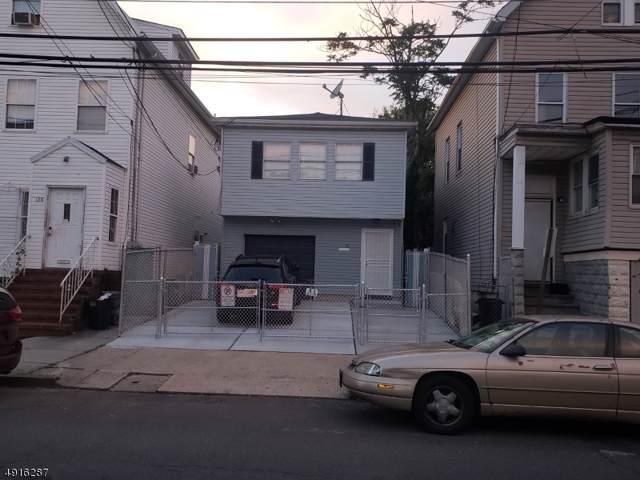 130 5TH ST, Elizabeth City, NJ 07206 (MLS #3589343) :: The Lane Team