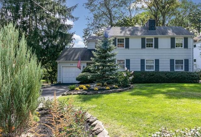 1431 Whippoorwill Way, Mountainside Boro, NJ 07092 (MLS #3589360) :: The Debbie Woerner Team