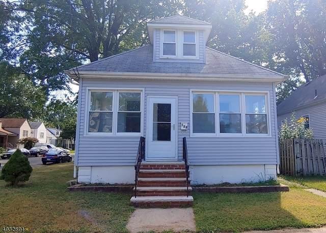 156 E Morris Ave, Linden City, NJ 07036 (MLS #3589415) :: REMAX Platinum