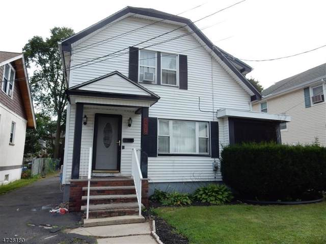 218 Sumner Ave, Plainfield City, NJ 07062 (MLS #3589438) :: Mary K. Sheeran Team