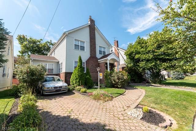 1117 De Witt Terrace, Linden City, NJ 07036 (MLS #3589612) :: The Dekanski Home Selling Team