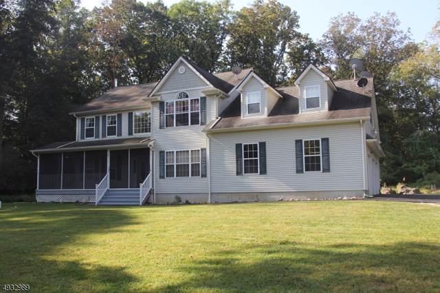 58 Kostenbader Rd, Hope Twp., NJ 07844 (#3590103) :: Jason Freeby Group at Keller Williams Real Estate