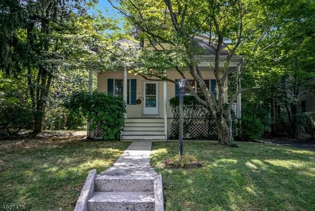 157 Hunter Ave, Fanwood Boro, NJ 07023 (MLS #3590291) :: The Dekanski Home Selling Team