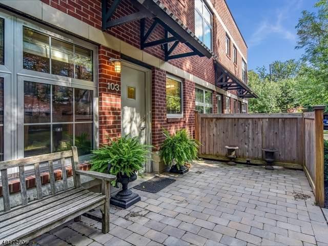 25 Clark St Unit 103, Glen Ridge Boro Twp., NJ 07028 (MLS #3590394) :: Coldwell Banker Residential Brokerage