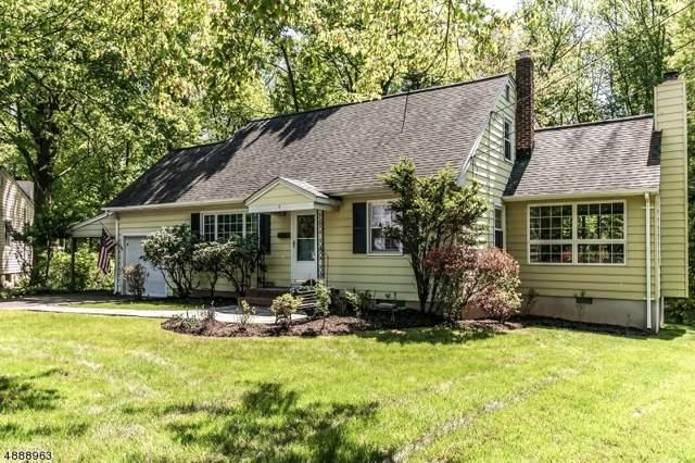 5 Brohm Pl, Fanwood Boro, NJ 07023 (MLS #3590996) :: The Dekanski Home Selling Team
