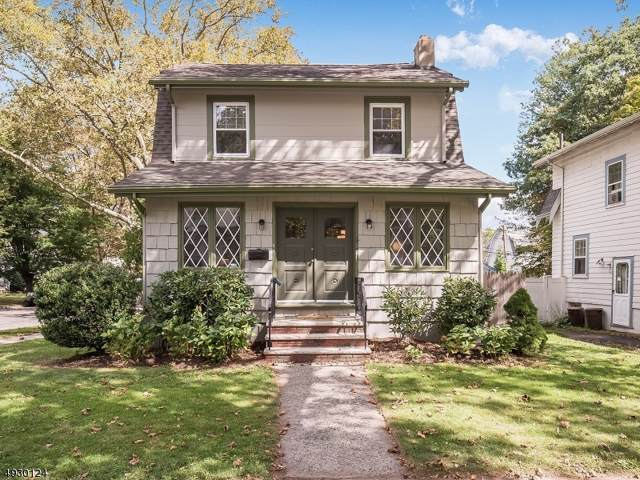 93 Carteret St, Glen Ridge Boro Twp., NJ 07028 (MLS #3591187) :: United Real Estate - North Jersey