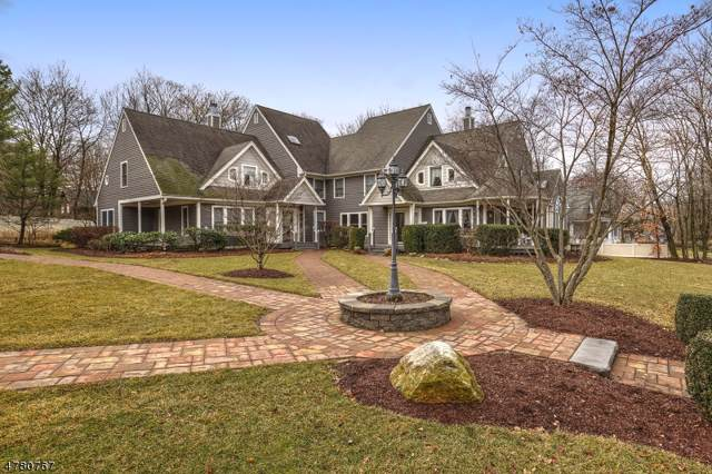 26 W Main St, Mendham Boro, NJ 07945 (MLS #3591234) :: William Raveis Baer & McIntosh