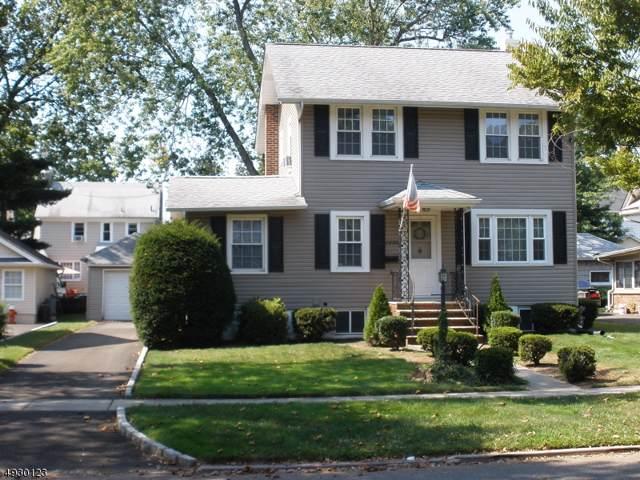 1172 Mooney Pl, Rahway City, NJ 07065 (MLS #3591660) :: The Debbie Woerner Team