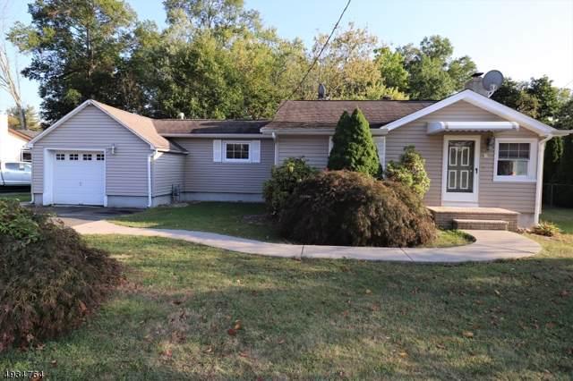 16 Vail Rd, Parsippany-Troy Hills Twp., NJ 07034 (MLS #3591715) :: William Raveis Baer & McIntosh