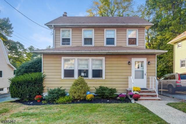 16 Verona Pl, Verona Twp., NJ 07044 (MLS #3591791) :: William Raveis Baer & McIntosh