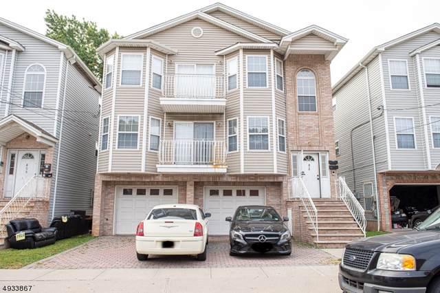 408 W Grand St, Elizabeth City, NJ 07202 (MLS #3591872) :: The Dekanski Home Selling Team