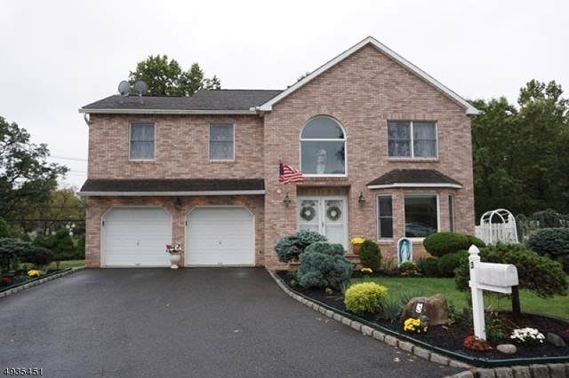 3 Melvyn Ct, Clark Twp., NJ 07066 (MLS #3591955) :: The Debbie Woerner Team