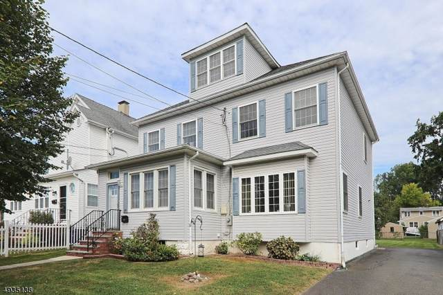 96 3RD AVE, Garwood Boro, NJ 07027 (MLS #3591972) :: The Dekanski Home Selling Team