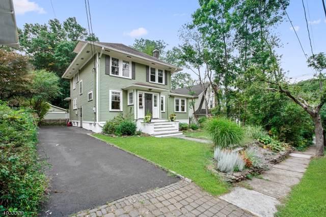 4 Beach St, Maplewood Twp., NJ 07040 (MLS #3592022) :: Weichert Realtors