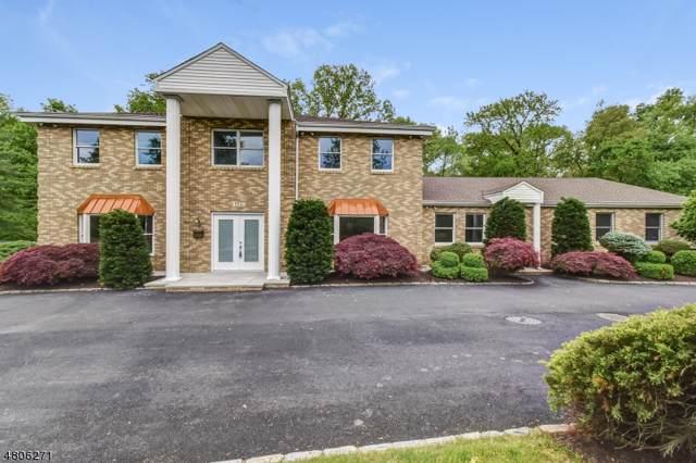 168 Brooklake Rd, Florham Park Boro, NJ 07932 (MLS #3592152) :: William Raveis Baer & McIntosh