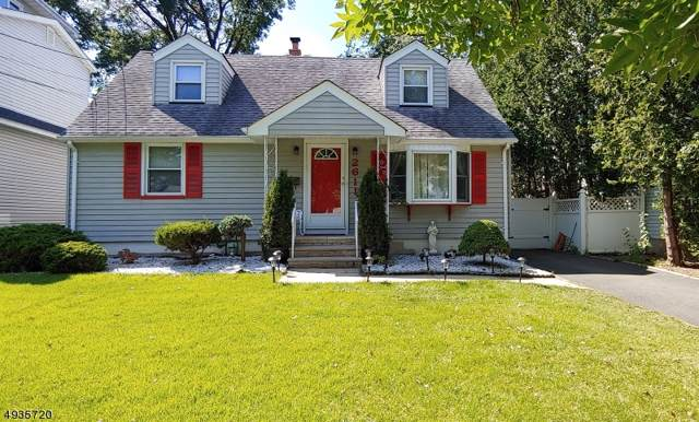 2611 N Wood Ave, Linden City, NJ 07036 (MLS #3592197) :: The Dekanski Home Selling Team