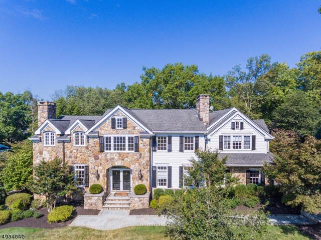 12 Rolling Hill Dr, Chatham Twp., NJ 07928 (MLS #3592266) :: The Debbie Woerner Team
