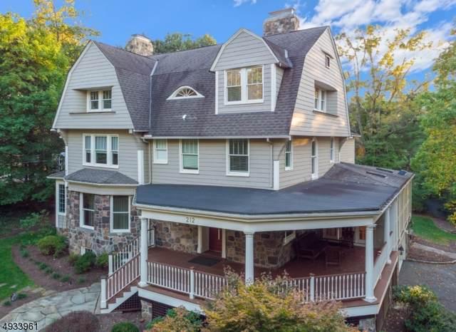 212 Summit Ave, Summit City, NJ 07901 (#3592306) :: Jason Freeby Group at Keller Williams Real Estate