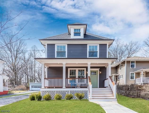 99 Myrtle Ave, Millburn Twp., NJ 07041 (MLS #3592341) :: Coldwell Banker Residential Brokerage