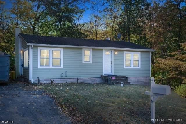 6 Overlook Rd, Wantage Twp., NJ 07461 (#3592435) :: Daunno Realty Services, LLC