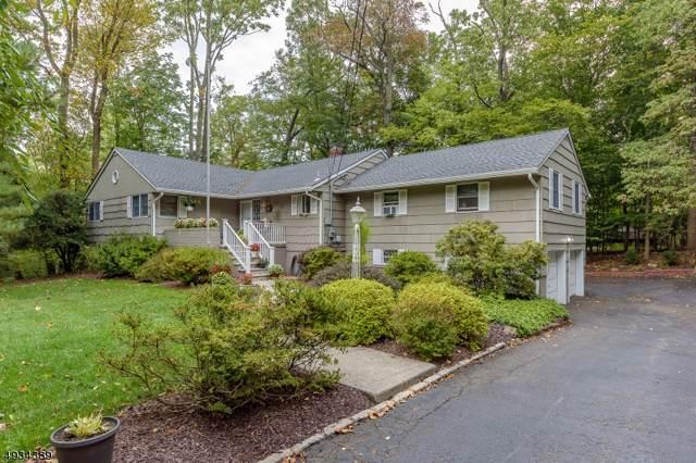 60 Tanglewood Ln, Berkeley Heights Twp., NJ 07922 (MLS #3592474) :: The Debbie Woerner Team