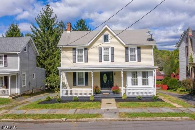 72 Brunswick Ave, Bloomsbury Boro, NJ 08804 (MLS #3592540) :: Coldwell Banker Residential Brokerage