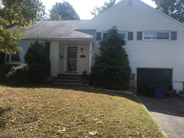 36 Urma Pl, Bloomfield Twp., NJ 07003 (MLS #3592714) :: William Raveis Baer & McIntosh
