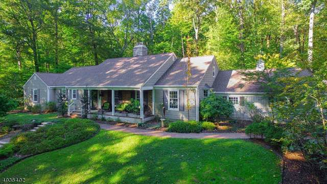 27 Oak Knoll Rd, Mendham Twp., NJ 07945 (MLS #3592838) :: SR Real Estate Group
