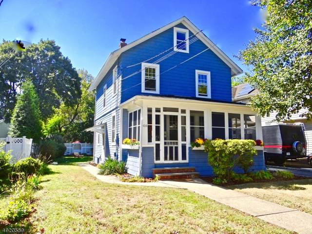 414 Union Ave, Scotch Plains Twp., NJ 07076 (MLS #3592865) :: SR Real Estate Group