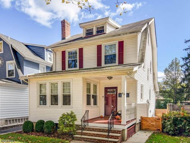43 Midland Ave, Glen Ridge Boro Twp., NJ 07028 (MLS #3592866) :: Coldwell Banker Residential Brokerage
