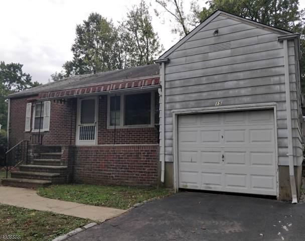 15 Kipling Ave, Springfield Twp., NJ 07081 (MLS #3593002) :: The Debbie Woerner Team