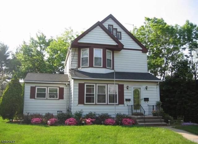 94 Taft Ln, Springfield Twp., NJ 07081 (MLS #3593026) :: The Sue Adler Team