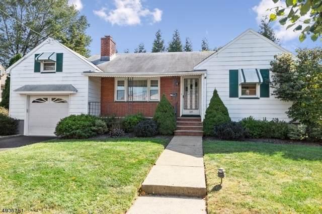 329 Pine Ave, Garwood Boro, NJ 07027 (MLS #3593113) :: The Dekanski Home Selling Team